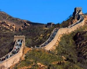 china great wall of china 10 Tembok yang Bersejarah di Dunia